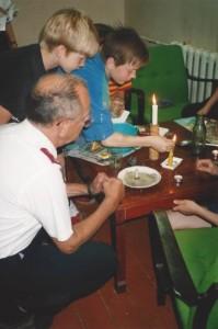 Fallström&barngrupp