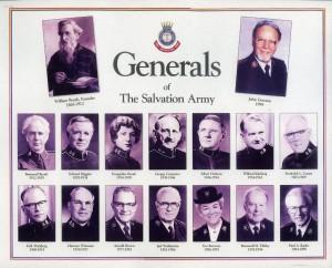 Affisch Generaler till 1999