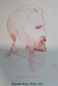 Brigadör Klaus_Östby teckning_W_Tiberg