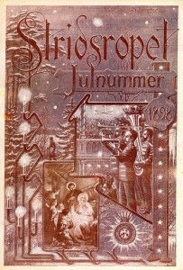 Stridsropets Julnummer 1898