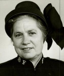 Fru Överstelöjtnant Edith Håkanson