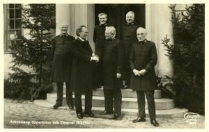VYK_Ärkebilskop N Söderblom & General Higgins