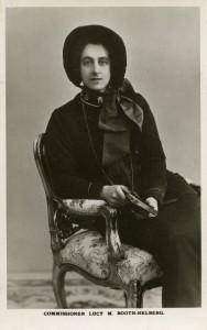 Kommendör Lucy Booth Hellberg