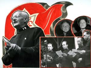 1944_Kommendör Karl Larsson & Kumla Kvartetten