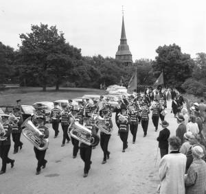 1962 Templets Hornmusikkår