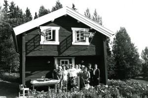 Sommarläger_Hemförbundet_Hjälmargården_1985