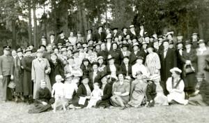 StockholmVII_Hemförbundet_SOMMARFEST_Haga_1940