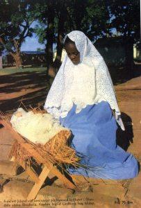 DenUngeSoldatenJULNUMMER_från Julspel i dåvarande Rhodesia_Foto Kapten Ingrid Lindberg
