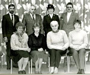 Lettiska Dövlärare 1994