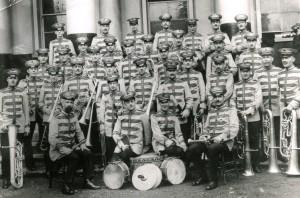 Svenska Hornmusikkåren 1914