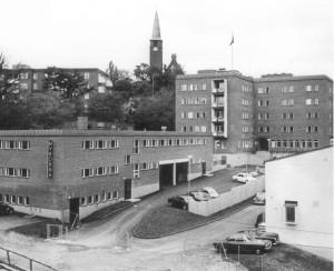Myrorna_Värtan_Kolargatan_efter_nybyggnaden_1968