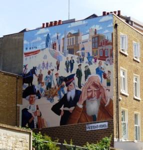 BA_Väggmålning_Whitechapel_Rd_East_End_London