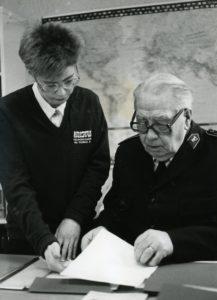 Kristine_Falk_och_Johan_Baronowsky_1988