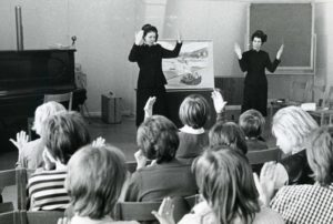 Söndagsskola_för_döva_Sonja_Wall_&_Inga-Liz_Persson